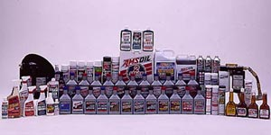 amsoil synthetic oils, lubricants, greases & filtration products