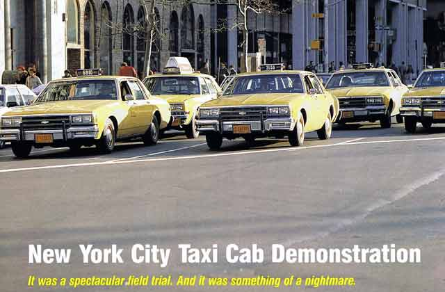 New York City  Field Test Shows Taxi Fleets Save Time & Money With Amsoil